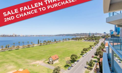 Just listed re max central perth for 42 terrace road east perth